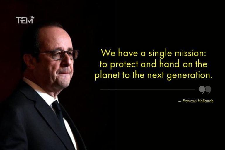 —-Francois-Hollande